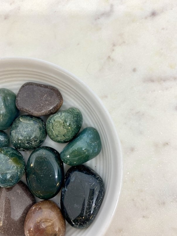 Bloodstone Crystal Tumbled (Each)