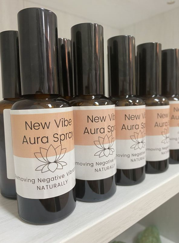 Aura Spray 50ml Bottle
