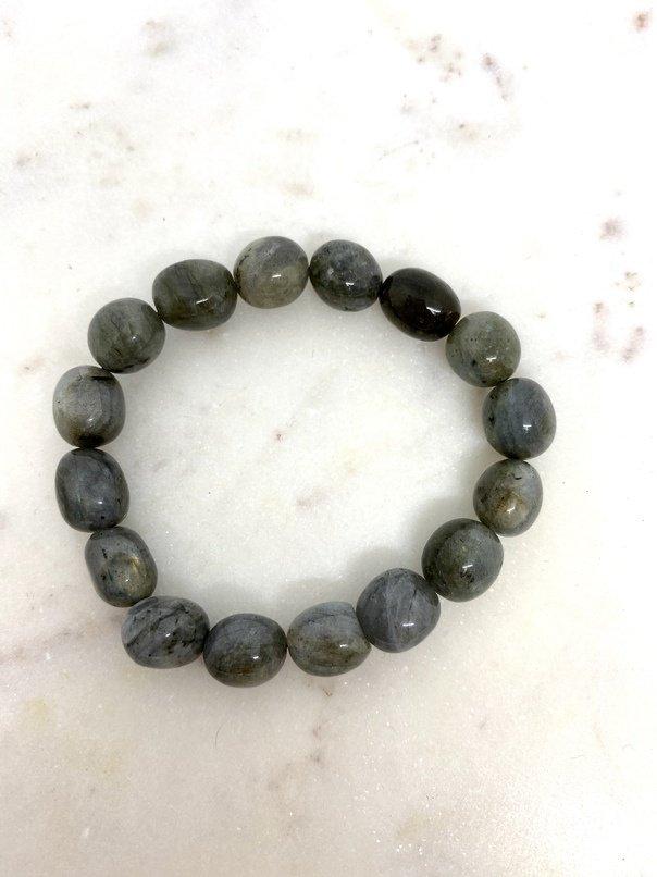 Labradorite Crystal Bracelet
