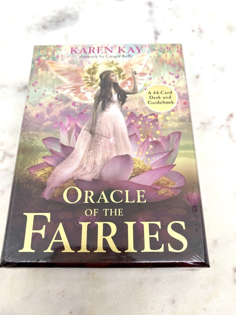 Oracle of the Fairies Cards