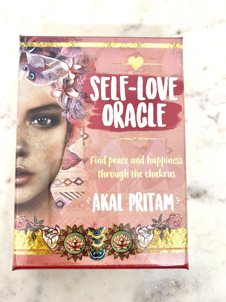 Self Love Oracle Cards