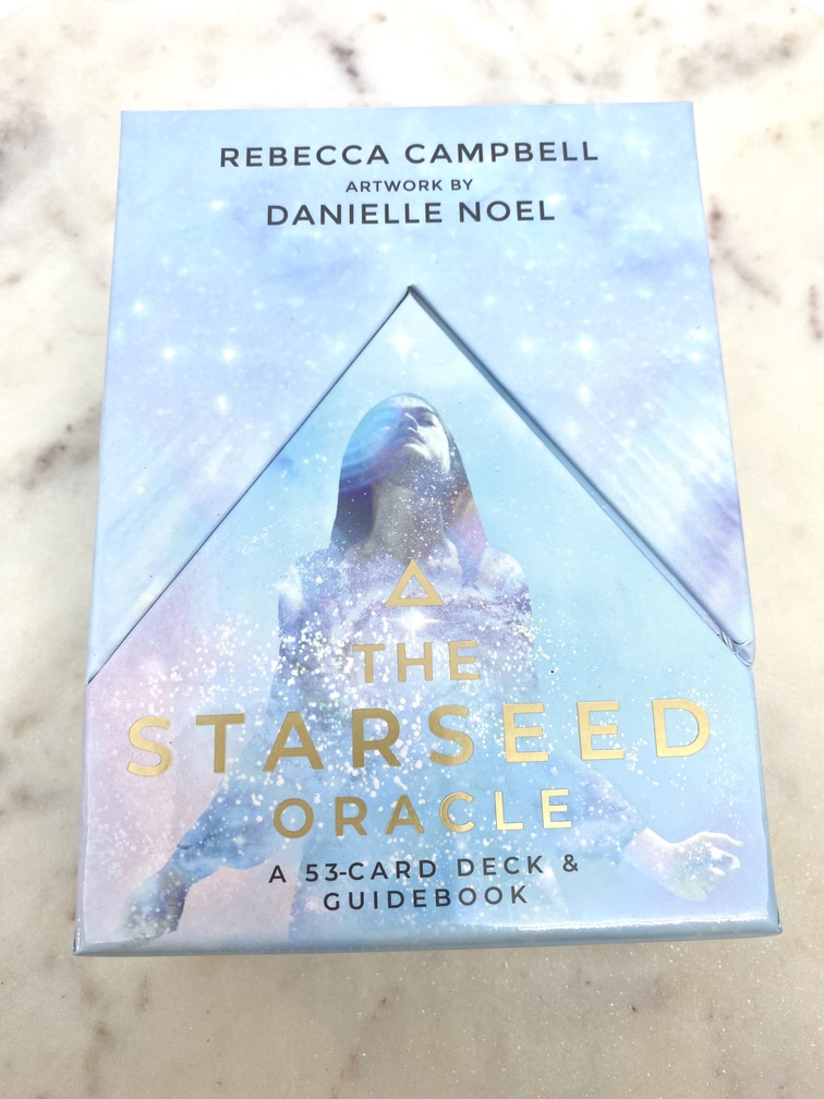The Starseed Oracle Deck