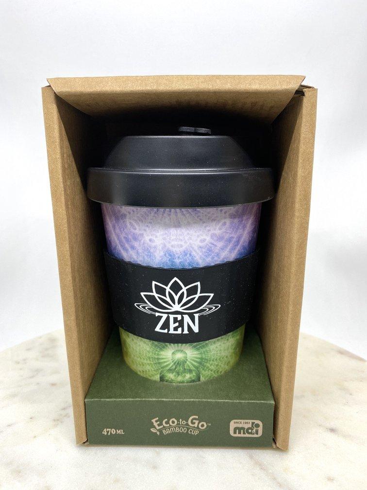 Zen Bamboo Travel Mug 450ml