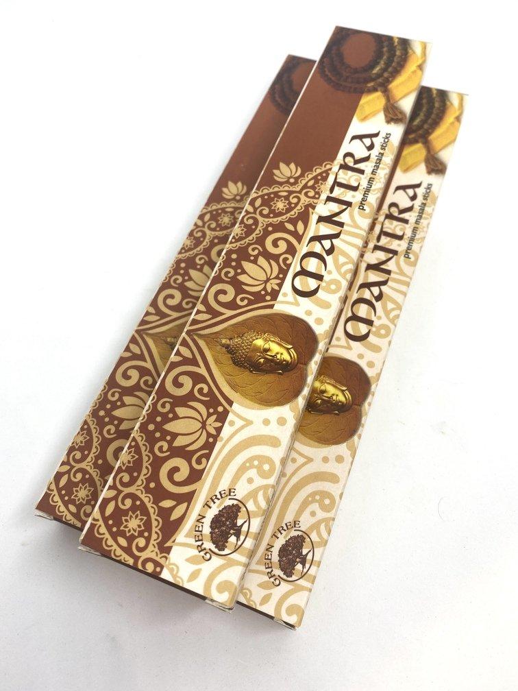 Mantra Incense Sticks
