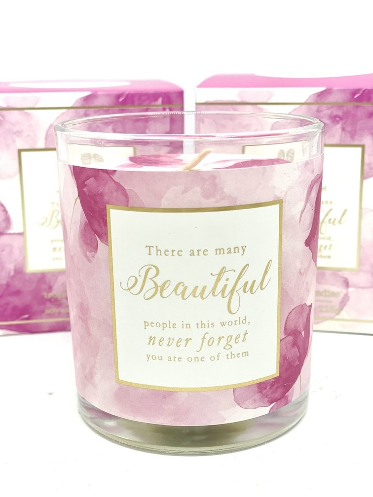 Angel Beautiful People Soy Candle