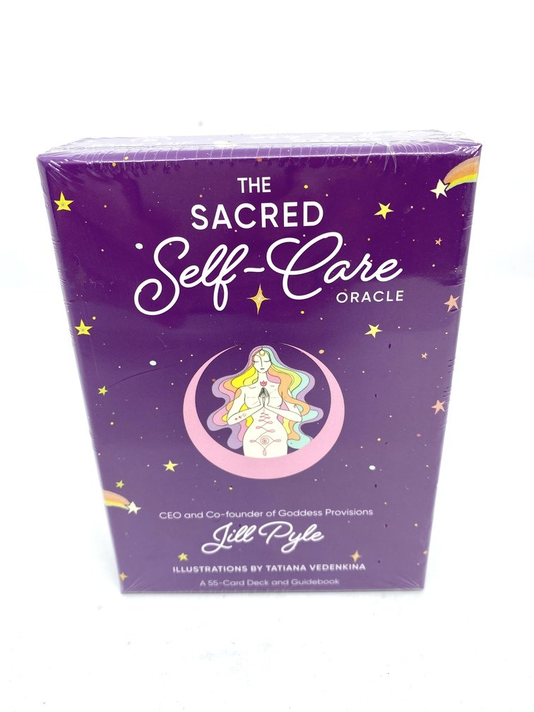 Sacred Self-Care Oracle Cards